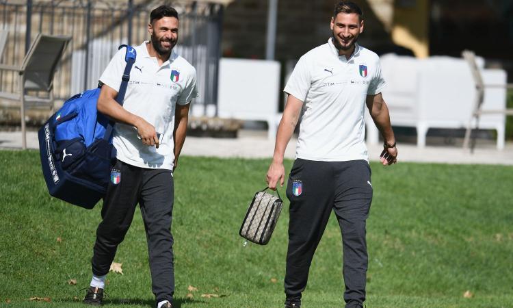 Donnarumma contro Sirigu: la sfida infinita tra i migliori portieri italiani