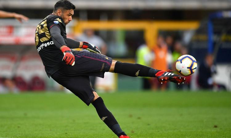 Torino, Sirigu: 'Somigliamo alla Fiorentina. Non essendo impegnati in Europa...'