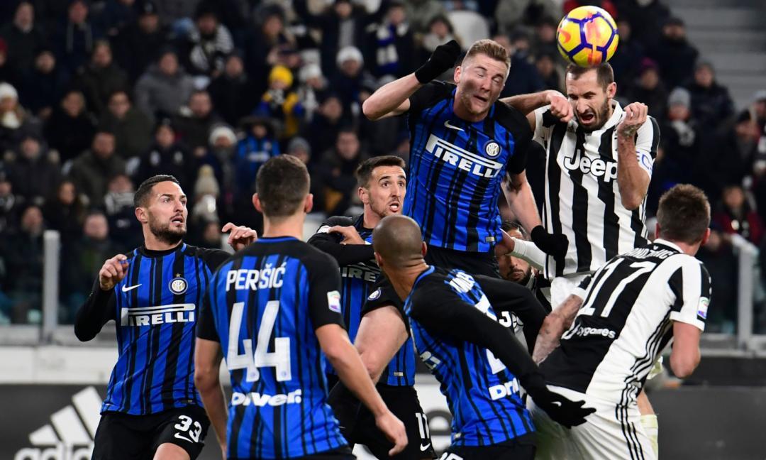 VXL GAME: risultato e marcatore per Juve-Inter, chi tenta?