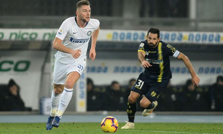 Inter, Manchester City e Real Madrid vogliono Skriniar