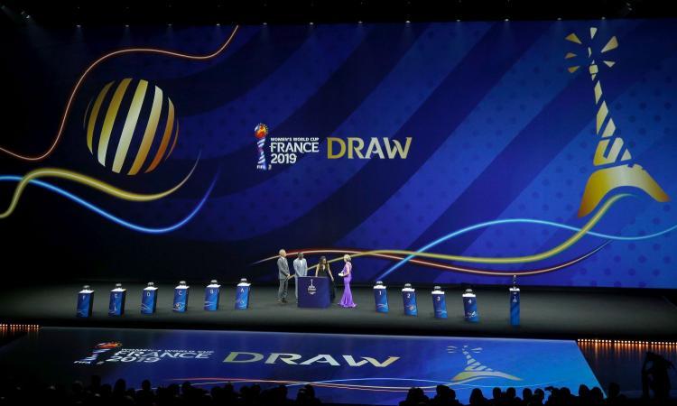 Mondiale femminile, sorteggio gironi: Italia con Brasile, Australia e Giamaica