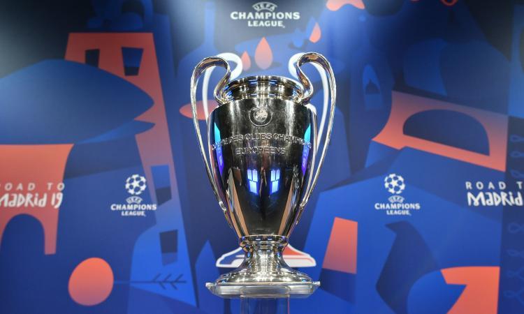 Champions, i sorteggi degli ottavi: Atletico-Juve e Roma-Porto. Le date