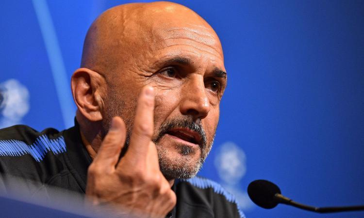 Inter, Spalletti: 'Perisic è  felice qui. Lautaro? Danneggiato dal padre'