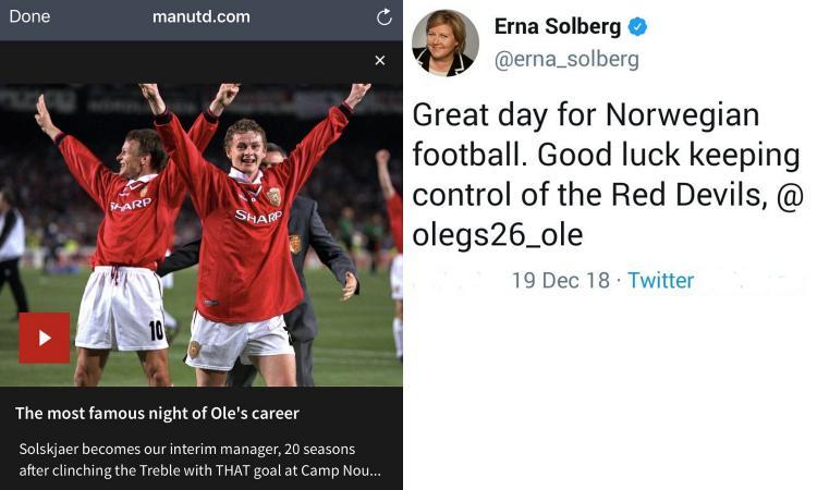 Solskjaer al Manchester United dopo Mourinho: poi Pochettino, Conte o Zidane