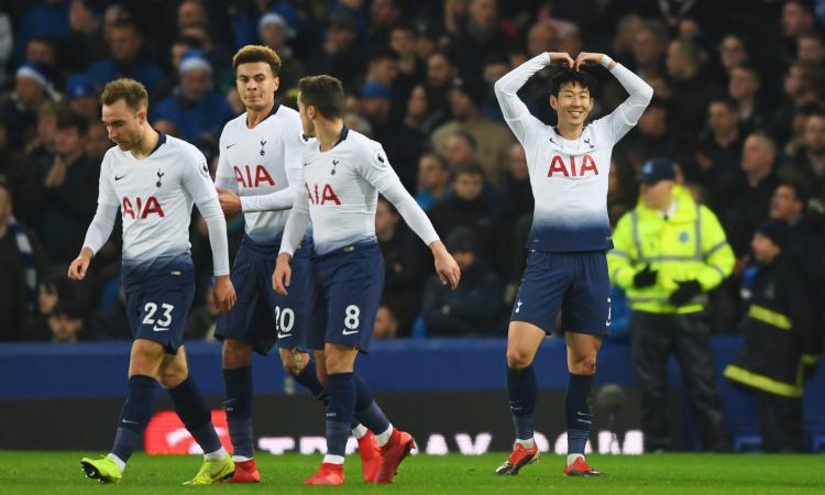 Napoli e Juve, è scontro per una stella del Tottenham