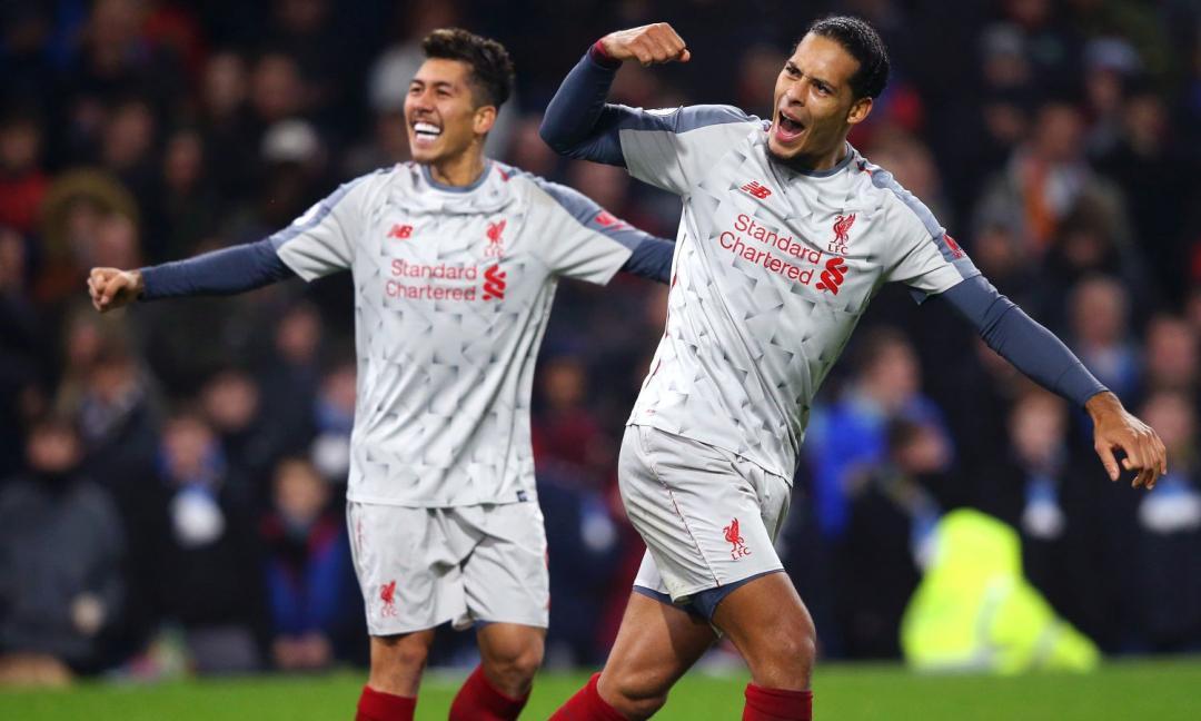 Liverpool, che marcia: 10 punti in più rispetto al 2017