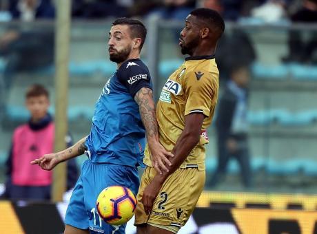 Udinese, Wague: 'Il capitano del Mali non può stare un anno in panchina'