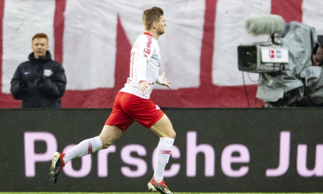 Sorpresa Milan: Timo Werner dal Lipsia