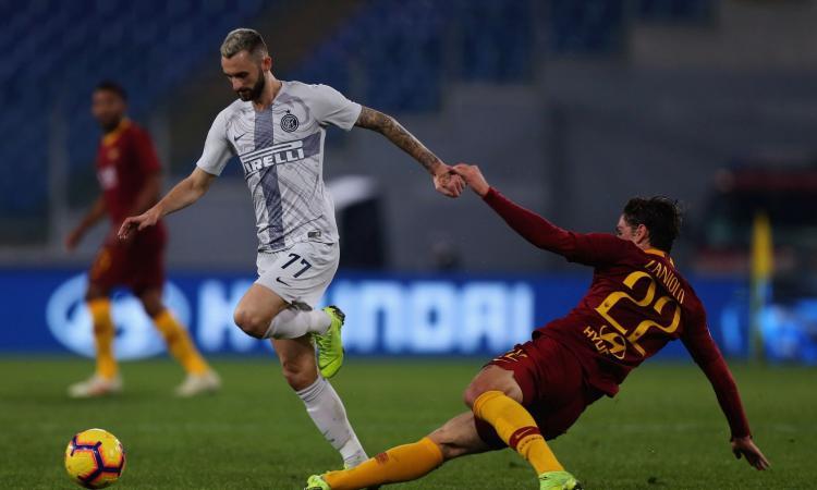 Roma-Inter, rivivi la MOVIOLA: manca un rigore clamoroso ai giallorossi