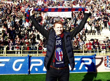 Andersson, non solo testa: c'è anche tanto cuore nella leggenda del Bologna