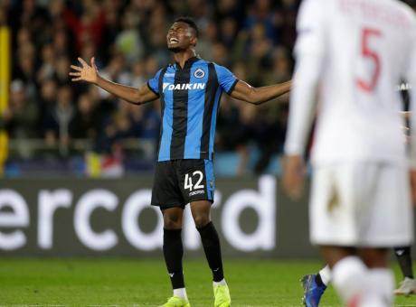 Bruges: due squadre su Dennis