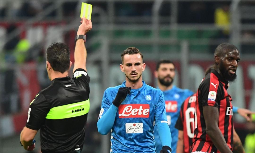 Il risarcimento inutile e beffardo di Doveri al Milan