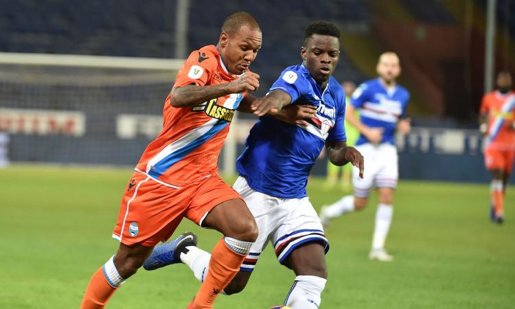 Everton Luiz in MLS: 'Alla Spal poco spazio, qua posso crescere ancora'