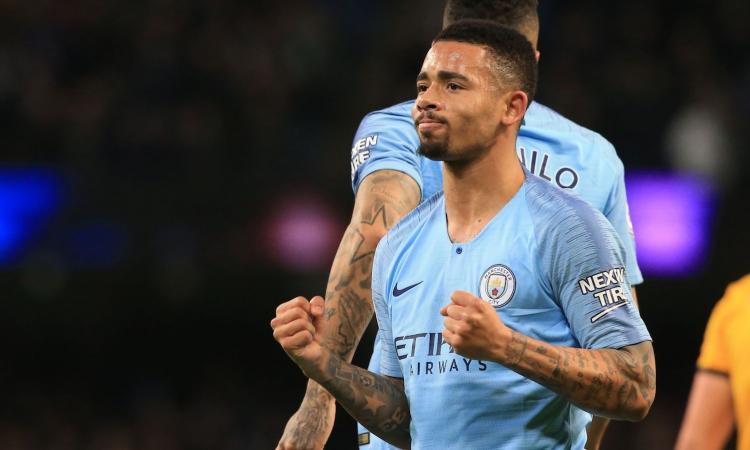 Premier League: 3-0 del Manchester City al Wolverhampton, Liverpool a 4 punti