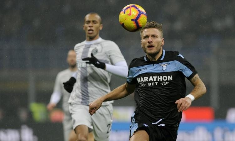 Convocati Lazio: c'è Immobile, out Wallace