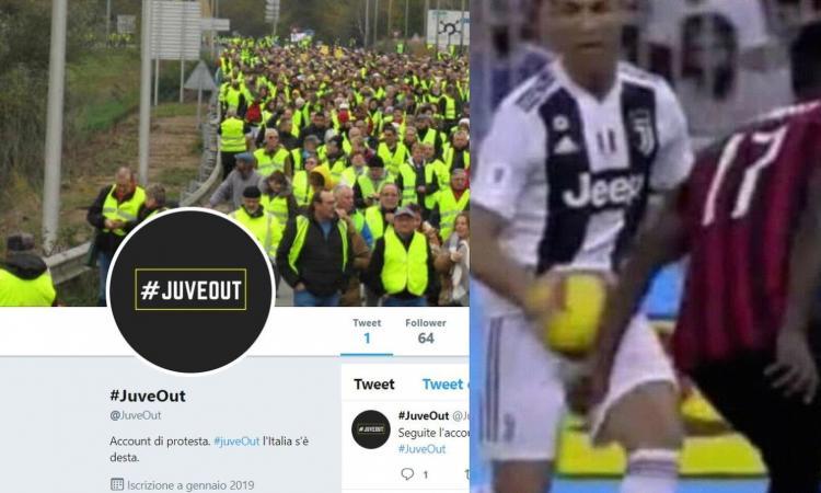#JuveOut, vogliono un'altra Farsopoli! Ma è dura, col Milan c'erano due rigori