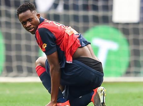 Il Genoa fa chiarezza su Kouamé: 'Il Napoli non ci ha più contattato'