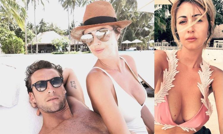 Zenit, Marchisio alle Maldive con la bella Roberta GALLERY
