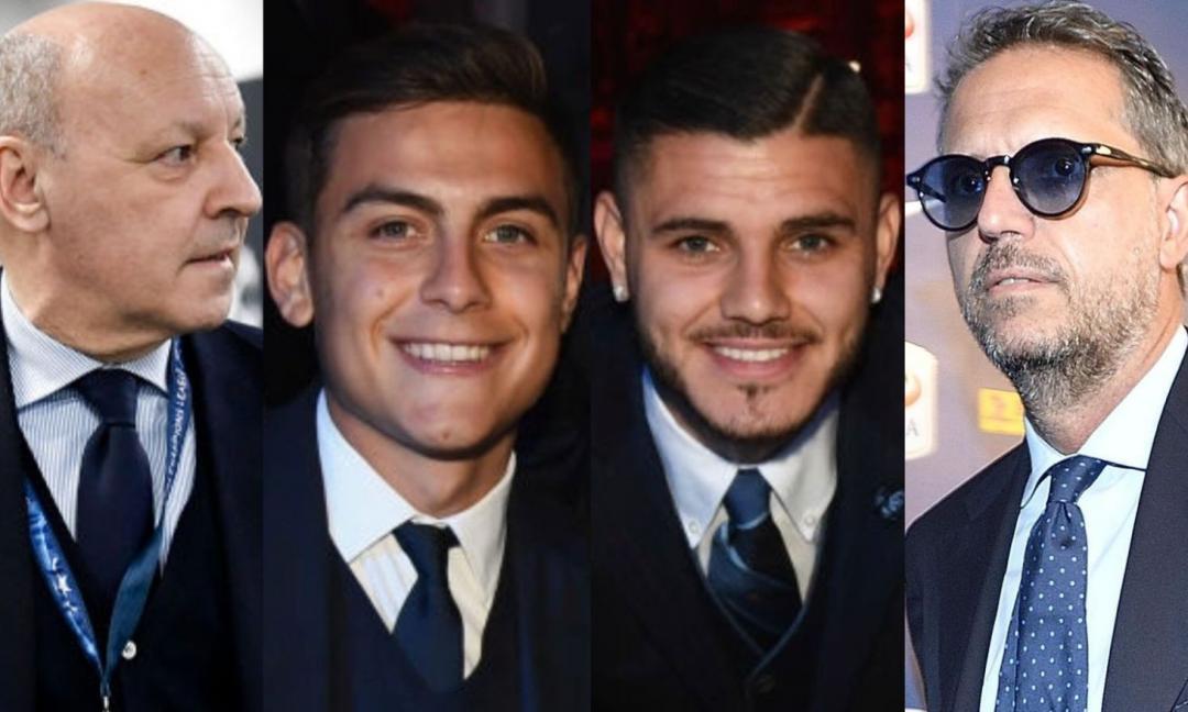 La Juve non molla Icardi... e Dybala?