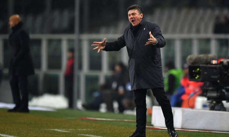 Torino, Mazzarri: 'Zaza deve stare tranquillo, esalteremo le sue caratteristiche'