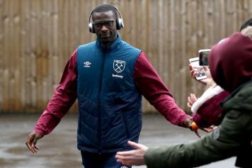 Obiang cuffie West Ham