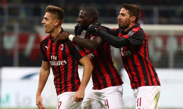 Milan-Napoli, le pagelle di CM: super Bakayoko, deludono Allan e Insigne