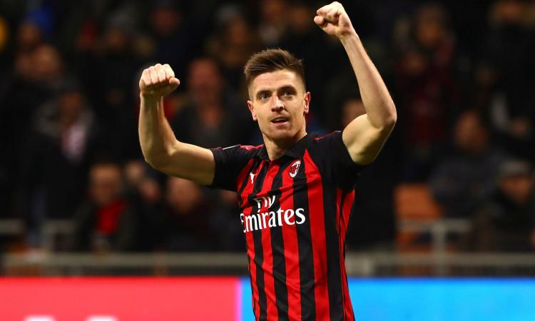 Milan, al prossimo gol scatta un bonus per Piatek: i dettagli
