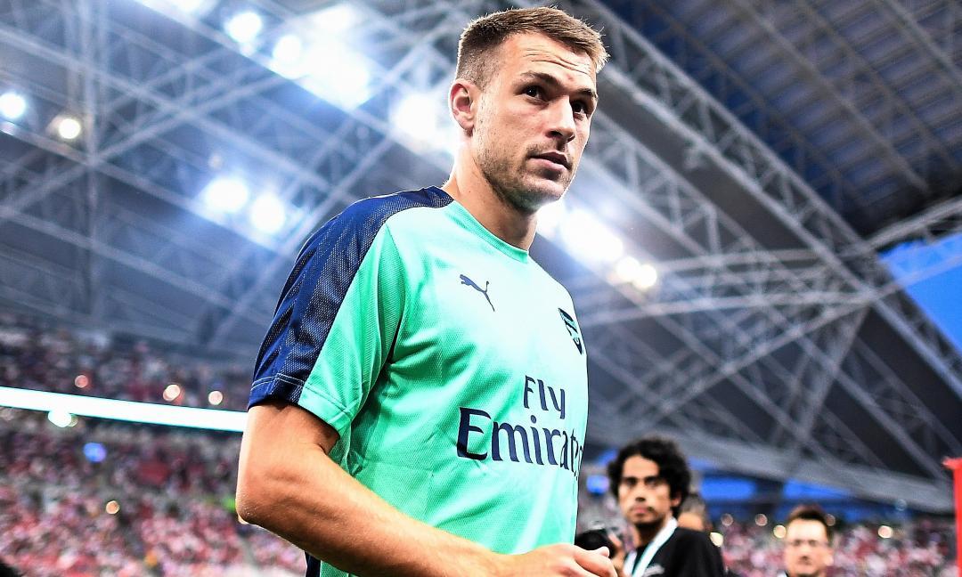 La Juve anticipa tutti: Ramsey sarà bianconero!