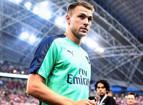 Ramsey assaggia la Juve a Madrid nella clinica di Higuain: il no per gennaio...