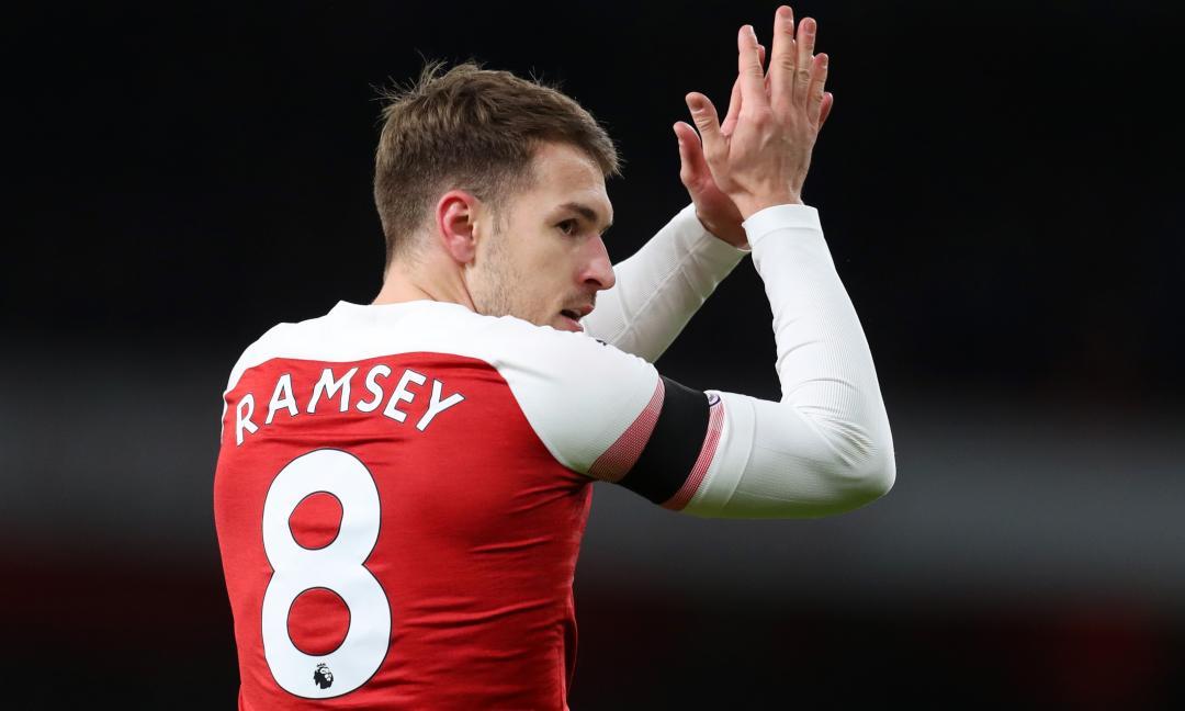 Ramsey alla Juventus: accordo ad un passo?