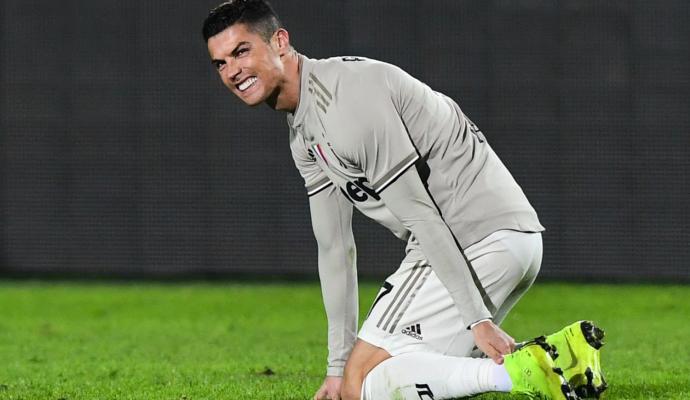 online retailer fe6c7 c9f9f Juve, Ronaldo confirms that he is in Barcelona - pics ...