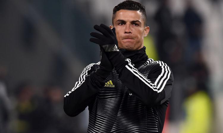 Juve, Ronaldo cuore di papà: la FOTO con le figlie