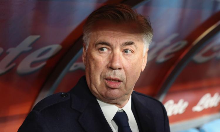 Napoli, contatto Ancelotti-Mendes: il tecnico scende in campo per il mercato