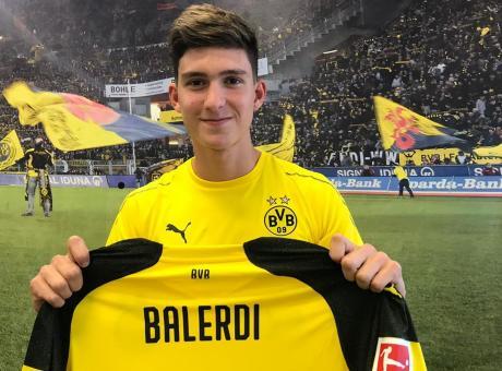 Borussia Dortmund, UFFICIALE: preso Balerdi