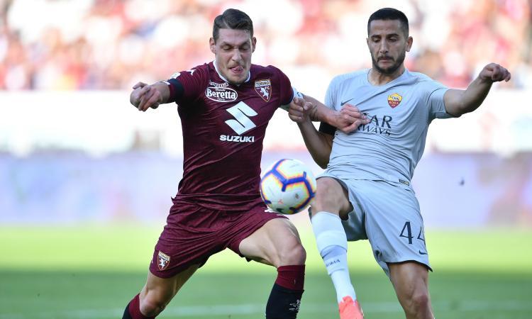 Belotti e Meité nell'agenda di Monchi: Roma-Torino è l'occasione per trattare