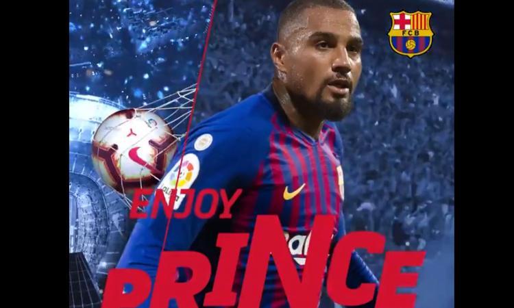 UFFICIALE: Boateng va al Barcellona!
