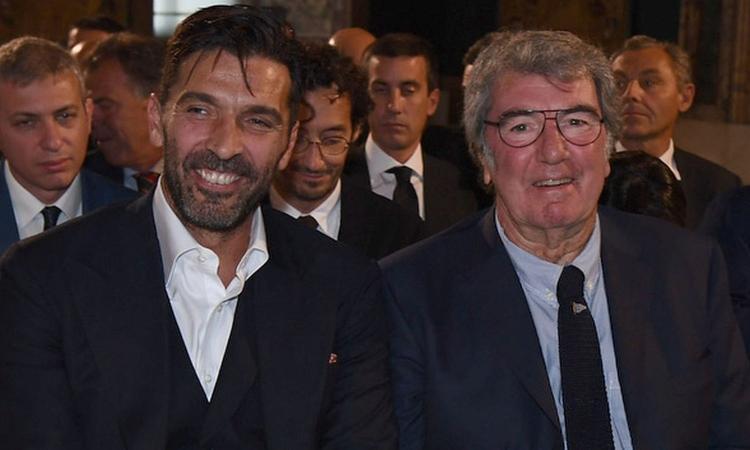 Zoff, Buffon e Pogba: tre carezze nei pugni minacciosi del calcio