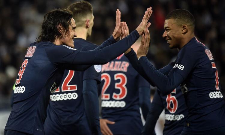 Ligue 1: tris PSG in trasferta, il Nizza vince di misura senza Balotelli VIDEO