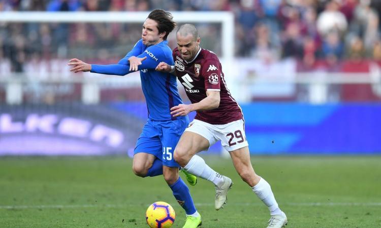 Torino-Fiorentina 0-2: il tabellino