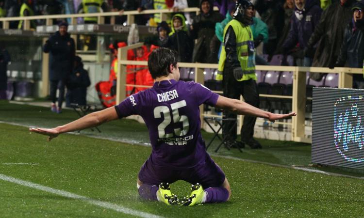 Chiesa promesso sposo della Juve: può arrivare la rottura con la Fiorentina