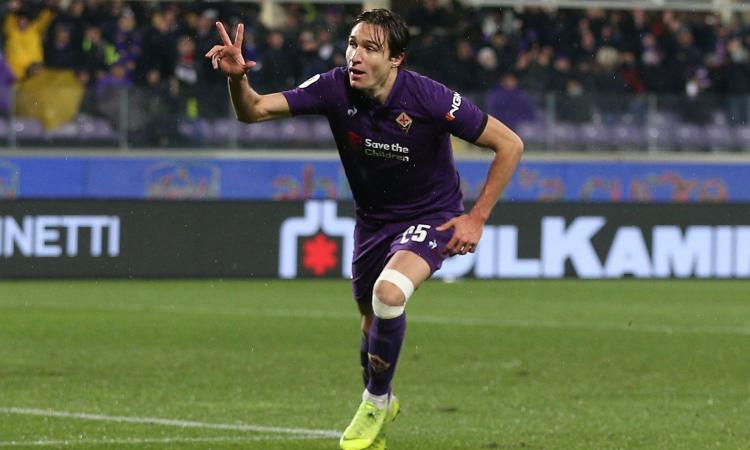 Fiorentina, paura per il possibile addio di Chiesa: Inter e Juve sfidano i top club europei