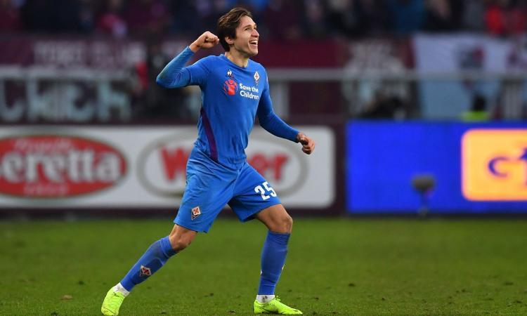 Federico Chiesa tra l'Inter, la Juventus e la permanenza a Firenze