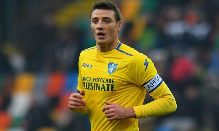 Sampdoria-Frosinone 0-1: il tabellino