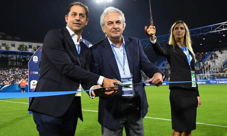 Spal, Colombarini: 'Semplici resta fino a fine campionato'