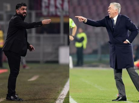Allan e Higuain, il peso del mercato su Milan-Napoli. Ancelotti si gioca di più
