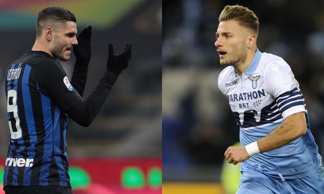 Inter-Lazio vale un'intera stagione