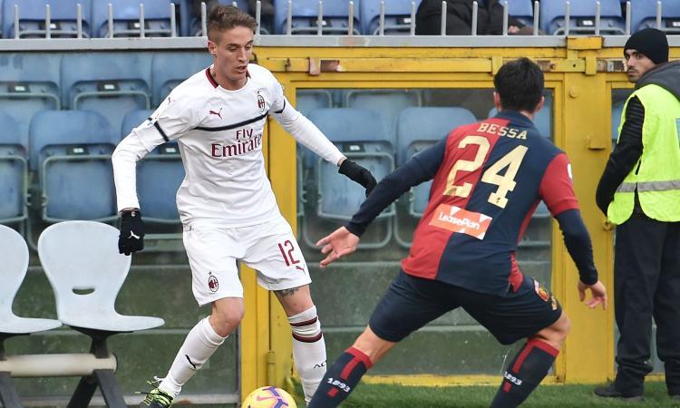 Genoa-Milan, le pagelle di CM: Conti e Bakayoko da urlo, Favilli non si vede