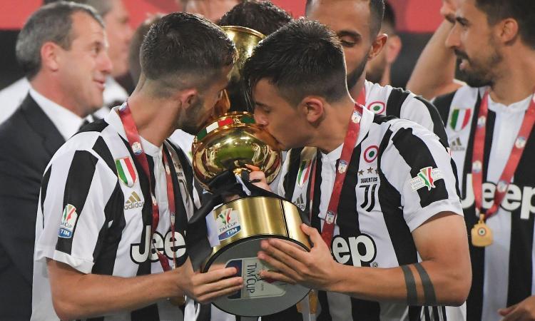 Viva la Coppa Italia! Unica speranza di tanti, per evitare che la Juve vinca tutto