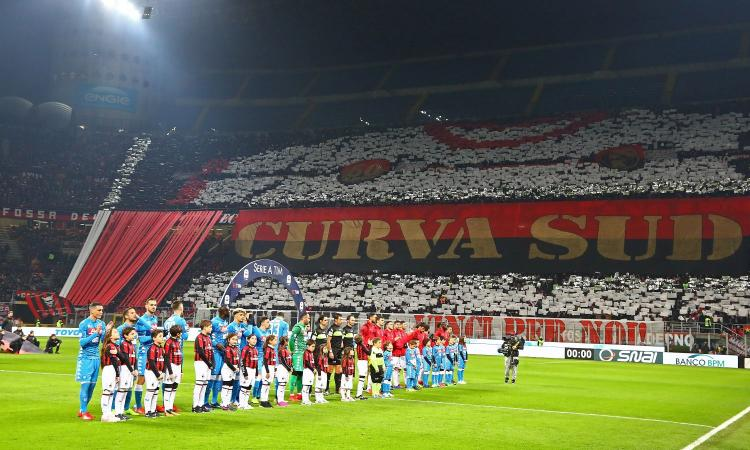 Febbre Milan: 60mila a San Siro per il Sassuolo, record di incasso al derby?