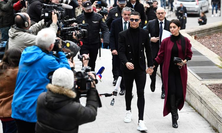 Ronaldo in Tribunale a Madrid, chiusa vicenda con Fisco spagnolo: le sanzioni